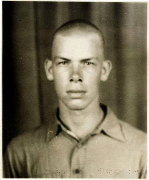Marine Lee Marvin served in the ''Old Breed'' 1st Marine Division. He fought for the Island of Peleliu.jpg